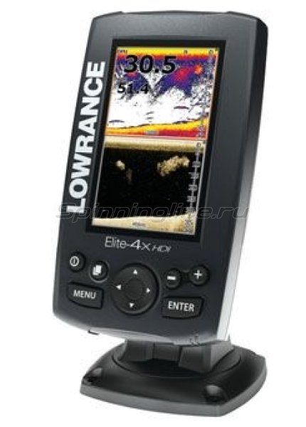 Эхолот Lowrance Elite-4x HDI - фотография 1