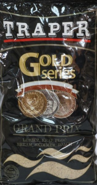 Прикормка Traper Gold Grand Prix 1кг - фотография 1