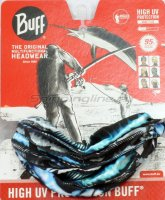 Бандана Buff Angler High UV Protection wahoo