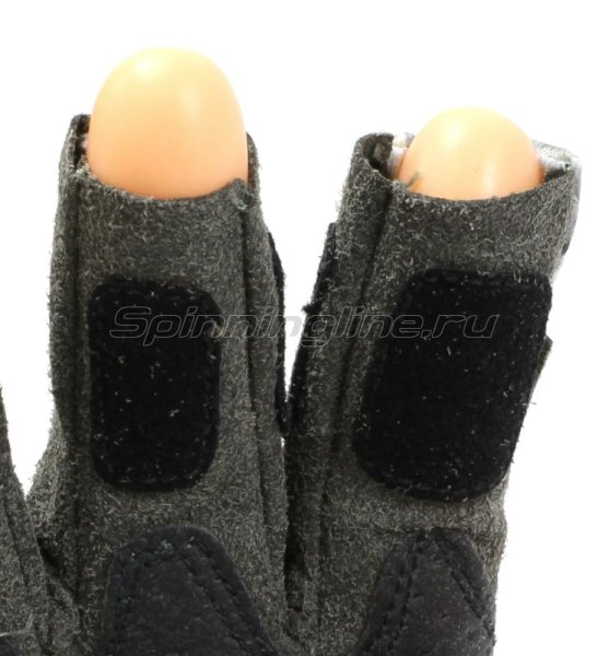 Перчатки Buff Angler Gloves Fish Camo S-M - фотография 3