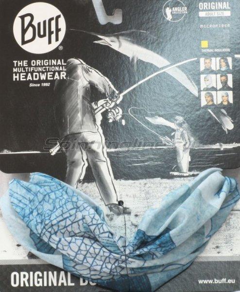 Бандана Buff Angler Original common bream - фотография 1