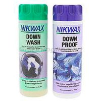 Набор Nikwax Down Wash/Down Proof 300мл