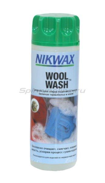 Средство для стирки Nikwax Wool Wash 300мл - фотография 1