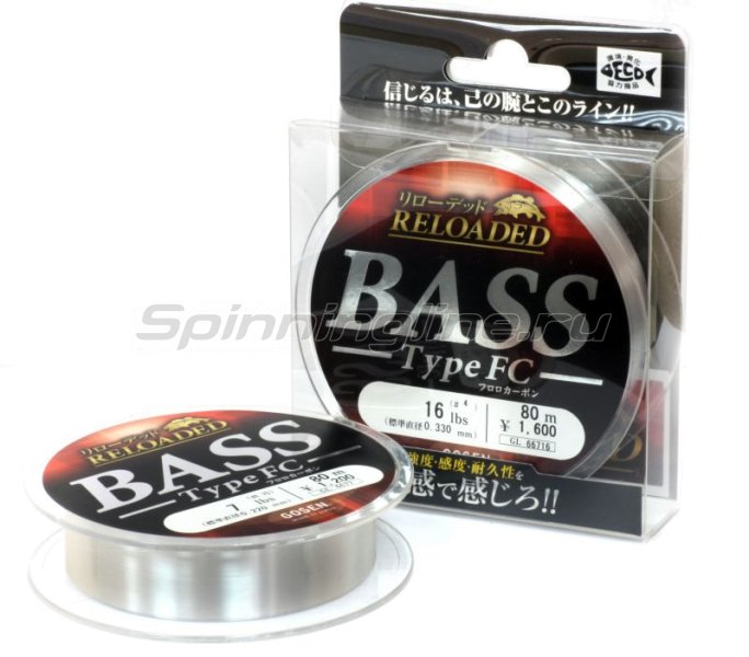 Gosen - RELOADED BASS TYPE FC 80� 0,330�� - ���������� 1