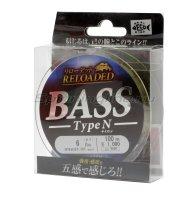 Монофильная леска Gosen Reloaded Bass Type N