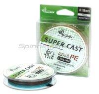 Шнур Super Cast x8 Multicolor 150м 0,165мм
