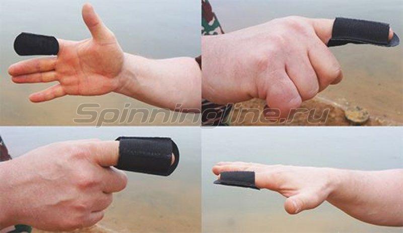 IdeaFisher - Напальчник для дальнего силового заброса Уловистый палец 1 - фотография 1