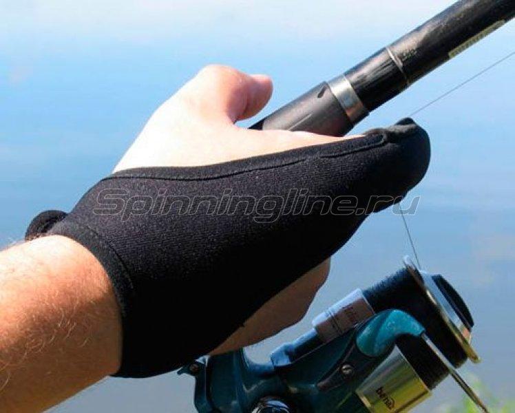 Перчатка кастинговая IdeaFisher для дальнего силового заброса -  1
