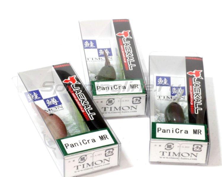 Jackall Timon - Воблер Panicra MR half olive - фотография 2