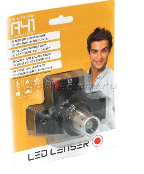 Фонарь Led Lenser A41 - фотография 1