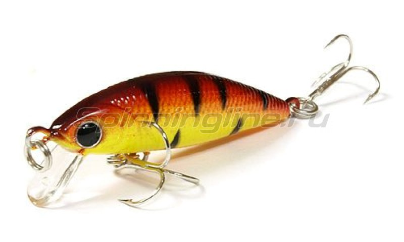 Lucky Craft - Воблер Bevy Minnow 40SP Fire Tiger 159 - фотография 1