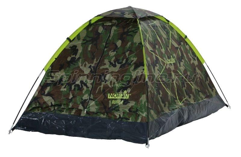 Палатка туристическая Norfin Rufee 2 NC -  1