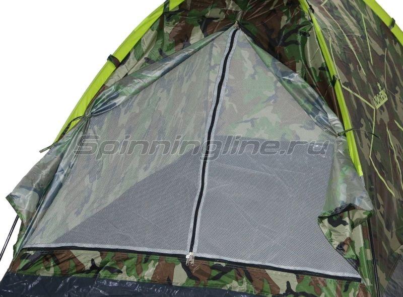 Палатка туристическая Norfin Rufee 2 NC -  2