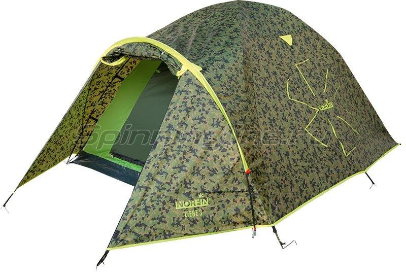 Палатка туристическая Norfin Ziege 3 NC -  1