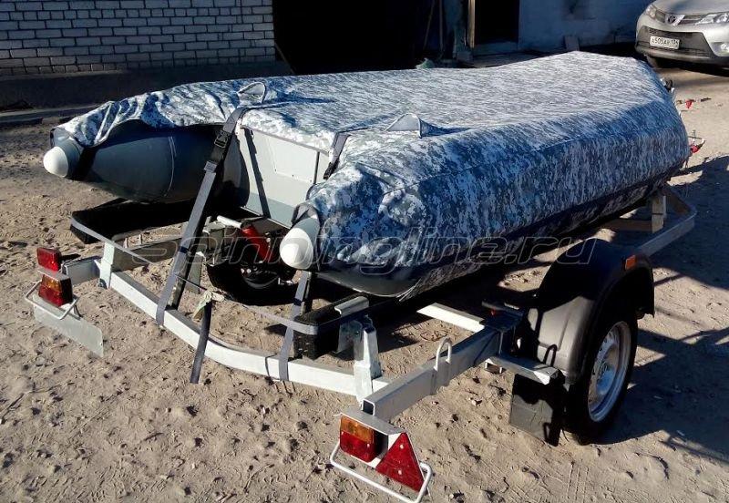 Тент транспортировочный для Badger CL340 pixel camo -  4