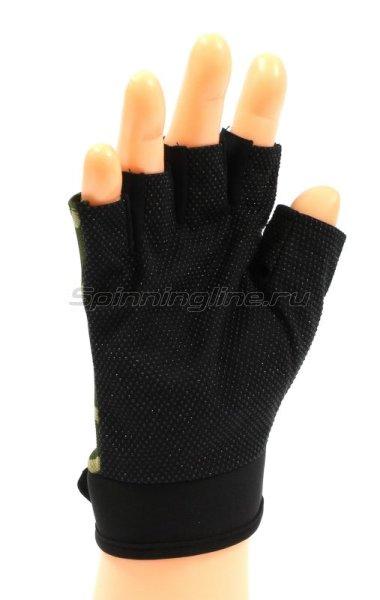 Перчатки Следопыт без пальцев XL K04 -  2