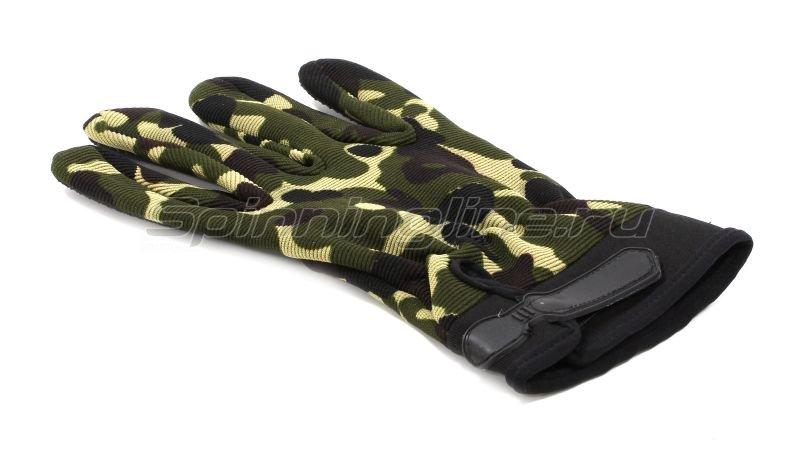 Перчатки Следопыт L хаки -  3