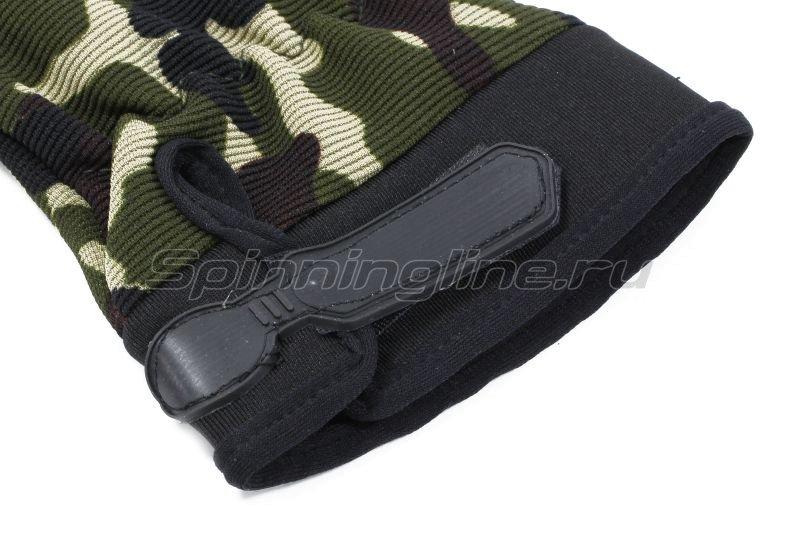 Перчатки Следопыт L хаки -  5
