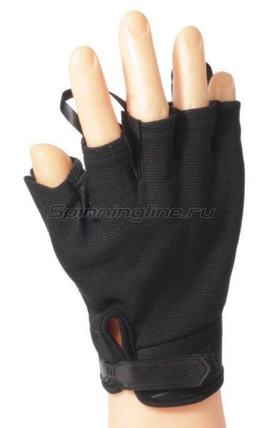 Перчатки Следопыт без пальцев XL B02 -  1