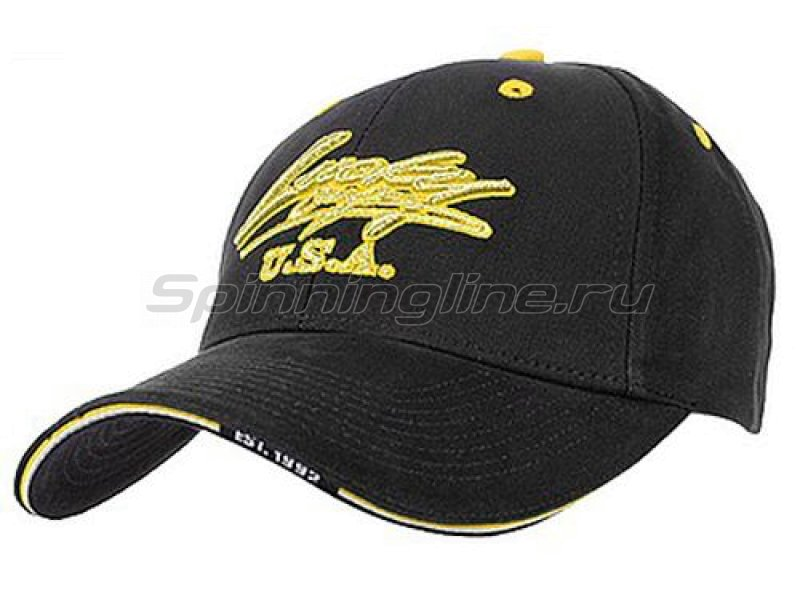 Кепка Lucky Craft Classic Cap Yellow - фотография 1