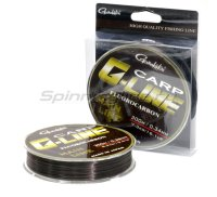 Флюорокарбон Carp Fluorocarbon Dark Brown 300м 0.34мм