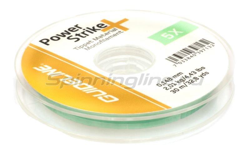 Поводковый материал PowerStrike+ 5X -  1