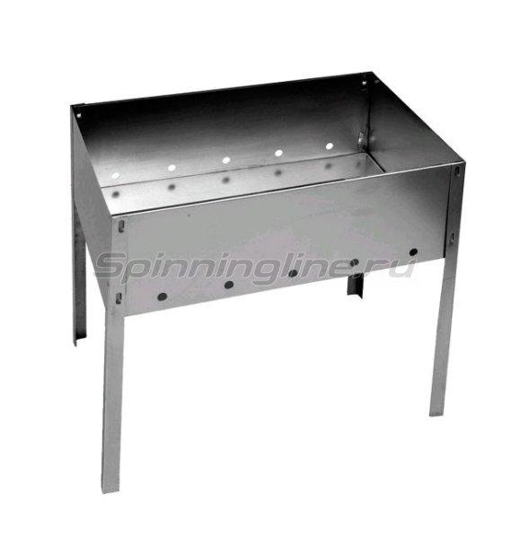 Мангал сборный, сталь 0,5мм МСБ-450 -  1