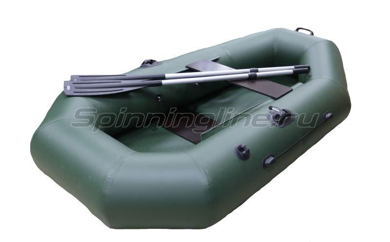 Стрелка-НН - Лодка ПВХ Стрелка 230РД лик-паз - фотография 2