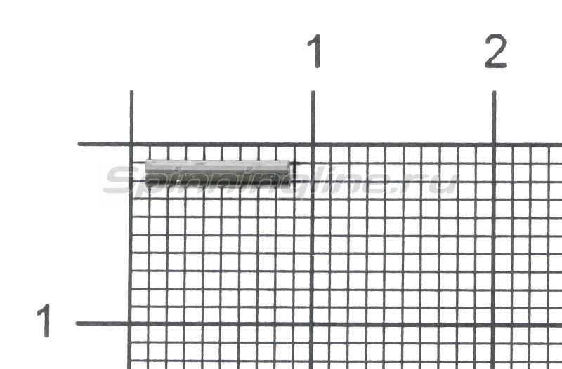 STRIKE PRO - Обжимные трубочки для поводков 1,6х1х8мм - фотография 1