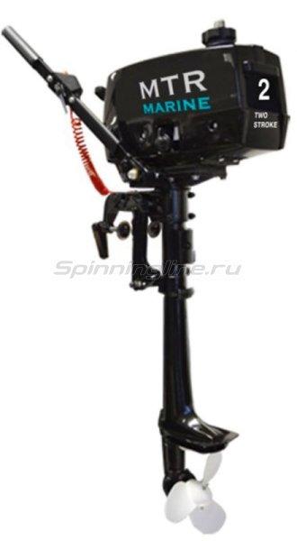 MTR Marine - Лодочный мотор Мотор лодочный T2BMS - фотография 1