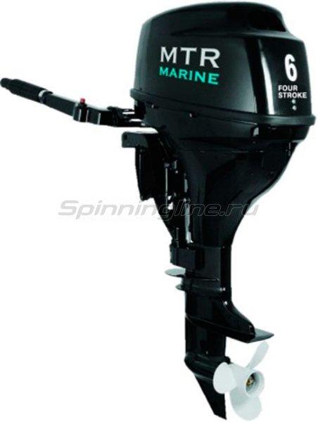 MTR Marine - Лодочный мотор Мотор лодочный F6BMS - фотография 1