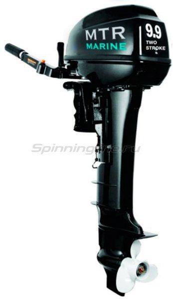 MTR Marine - Лодочный мотор Мотор лодочный F9.9BMS - фотография 1
