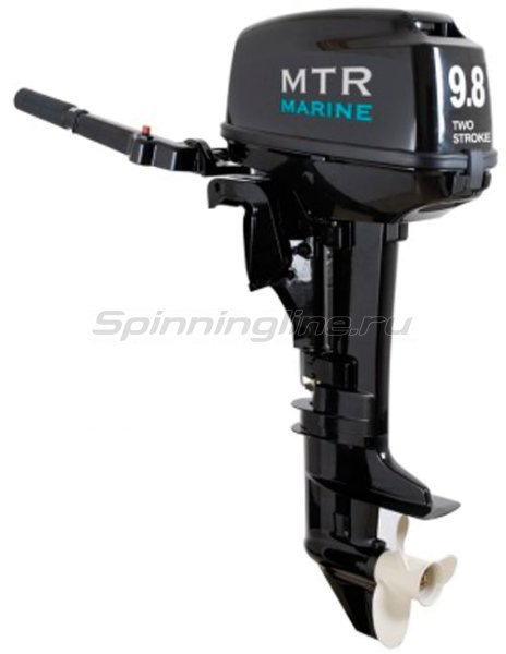 MTR Marine - Лодочный мотор Мотор лодочный T9.8BMS - фотография 1