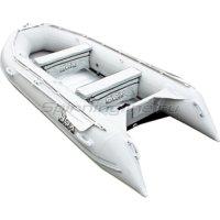 Лодка ПВХ HDX Oxygen 370 AL серая