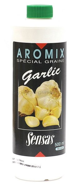 Ароматизатор Sensas Aromix Garlic 500 мл - фотография 1