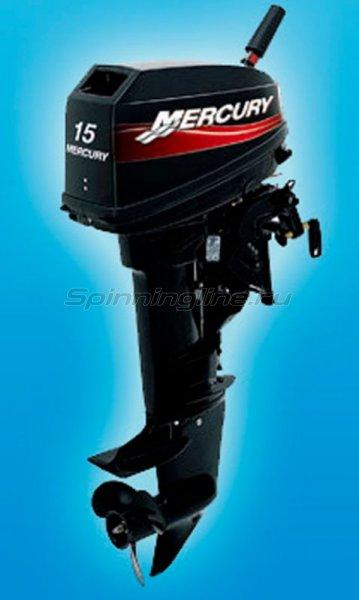 Лодочный мотор Mercury 15M - фотография 1