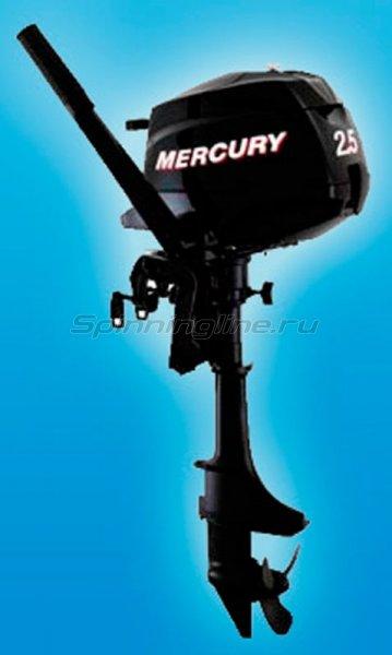 Лодочный мотор Mercury F2.5M - фотография 1
