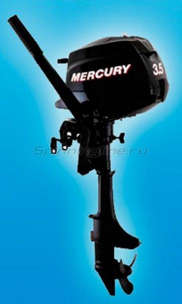 Лодочный мотор Mercury F3.5M - фотография 1