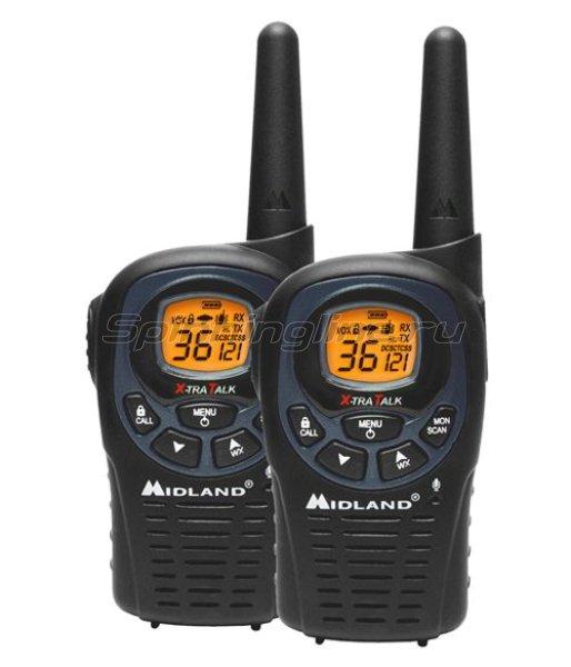 Портативная радиостанция Midland LXT-325 -  1