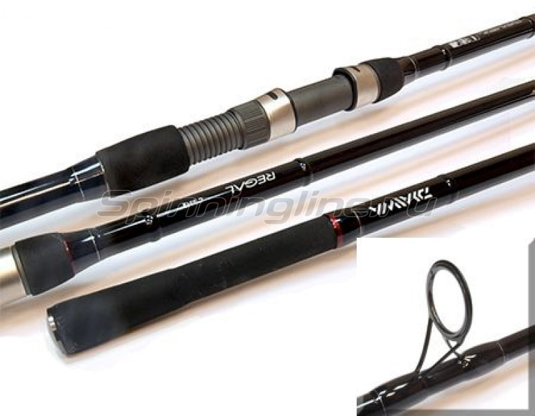 Daiwa - Regal Carp RGC2312-AD - фотография 1