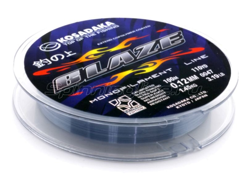 Леска Blaze 100м 0,20мм -  2