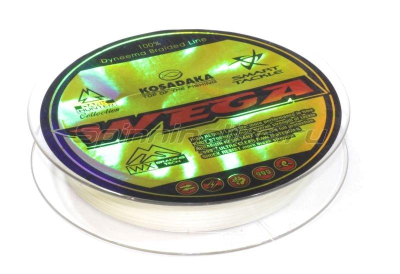 Шнур Wega 150м 0,20мм clear -  2