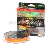 Шнур Infinity 150м 0,04мм orange