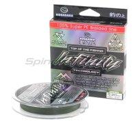 Шнур Infinity 150м 0,10мм green