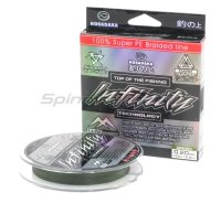Шнур Infinity 150м 0,18мм green