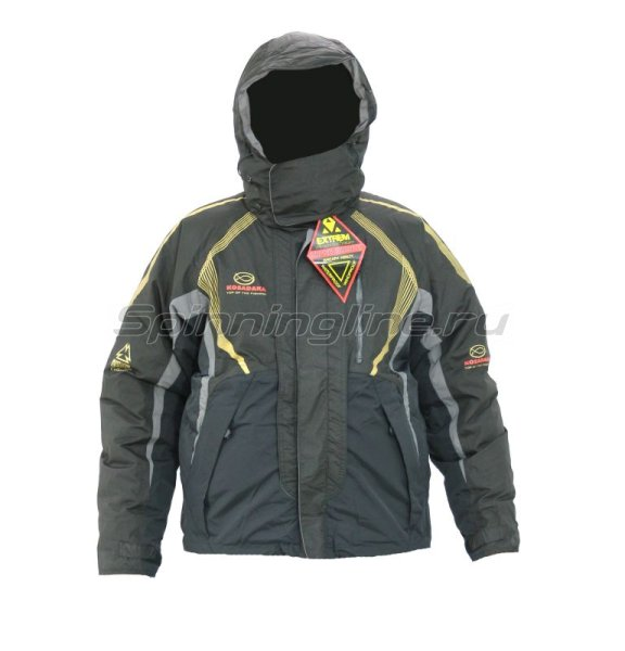Куртка Kosadaka Orсa 3in1 M -  1