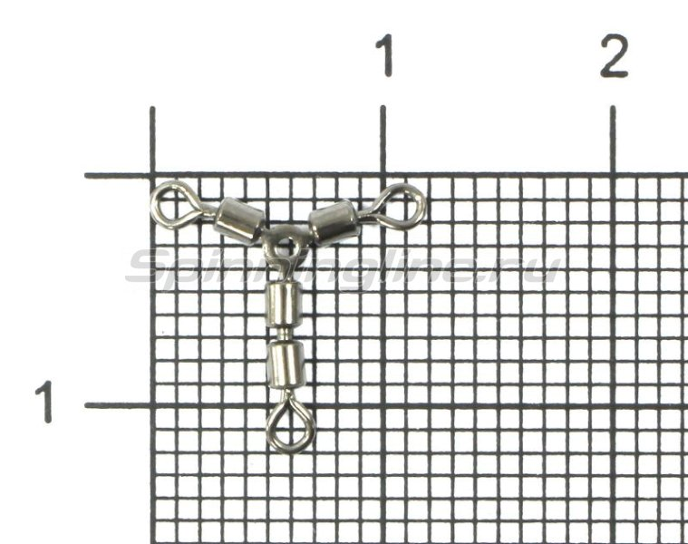 Вертлюг тройной 2100BN №12 -  1