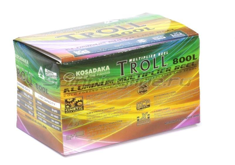 Катушка Troll 800 L -  3