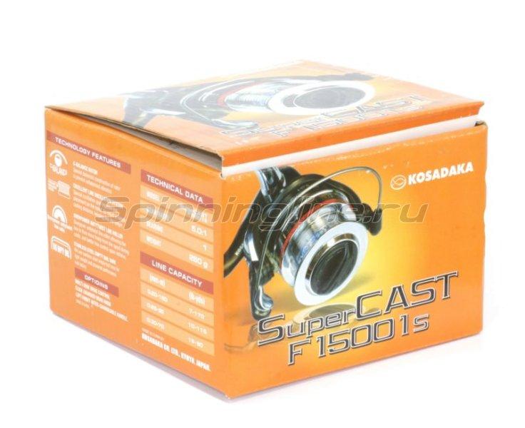 Катушка Super Cast 2500R 1S -  4