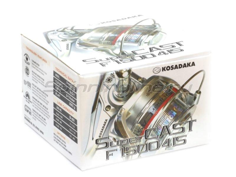 Kosadaka - Катушка Super Cast 1500F 4IS - фотография 3
